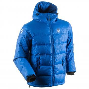 bjørn dæhlie jacket podium - methyl blue